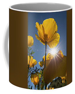 Spring Starburst Coffee Mug by Sue Cullumber