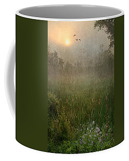 Spring Sunrise In The Valley Coffee Mug