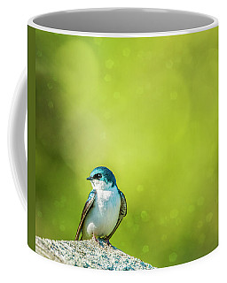 Spring Swallow Coffee Mug