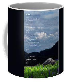 Coffee Mug featuring the photograph Spring Symphony With Cummings by Wayne King