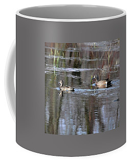 Spring Teal Coffee Mug