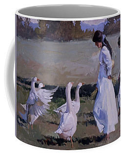 Spring Temptress Coffee Mug