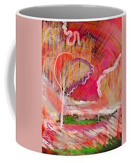 Spring Thaw Coffee Mug by Jason Nicholas