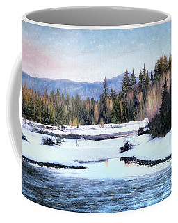 Spring Thaw Coffee Mug by Jim Hill