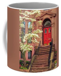 Bushnell Park Brownstone Coffee Mug