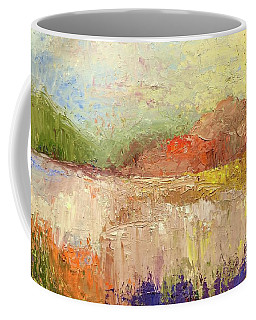 Spring Time Coffee Mug by Michelle Abrams