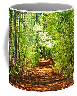 Spring Trail Coffee Mug