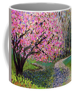 Spring Tree At New Pond Farm Coffee Mug