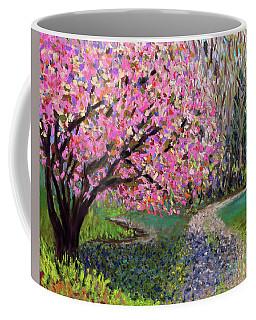Spring Tree At New Pond Farm Coffee Mug