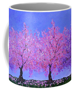 Spring Trees Coffee Mug
