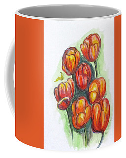 Spring Tulips Coffee Mug