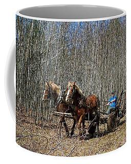 Spring Twitch Coffee Mug by Joy Nichols
