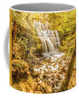 Spring Waterfall Coffee Mug
