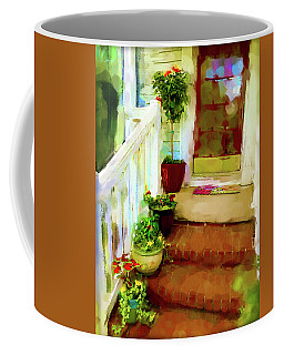 Spring Welcome Coffee Mug