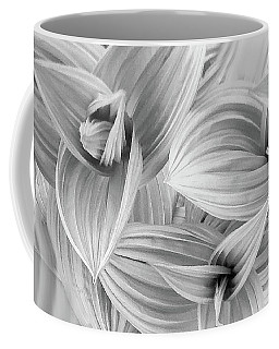 Coffee Mug featuring the photograph Springs Dance Of Form by Wayne King