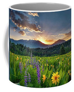 Spring's Delight Coffee Mug by Leland D Howard