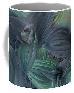 Coffee Mug featuring the photograph Springs First Blossom by Wayne King