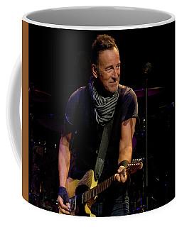 Springsteen-cleveland River Tour 2016 Coffee Mug
