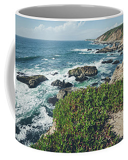 Springtime At Bodega Head Coffee Mug