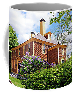 Springtime At Folsom Tavern Coffee Mug