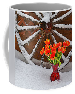 Springtime In Colorado Coffee Mug