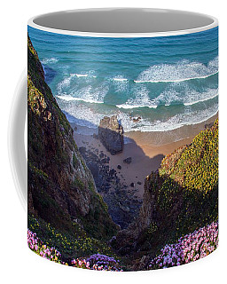 Springtime In Cornwall Coffee Mug
