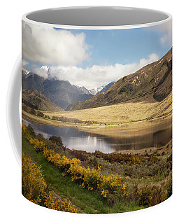 Springtime In New Zealand Coffee Mug
