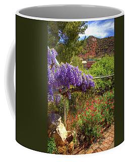Springtime In Old Bisbee Arizona Coffee Mug