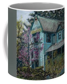 Springtime In Old Town Coffee Mug
