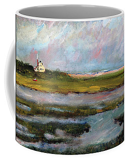 Springtime In The Marsh Coffee Mug