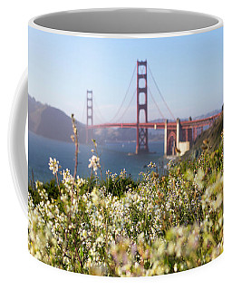 Coffee Mug featuring the photograph Springtime On The Bay by Everet Regal