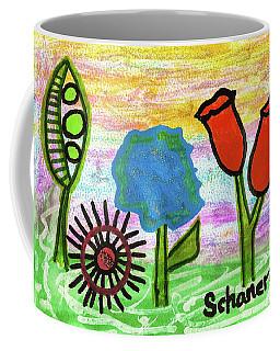 Springtime Splendor Coffee Mug by Susan Schanerman