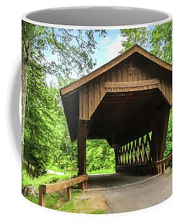 Springville Volunteer Bridge Coffee Mug by Trey Foerster