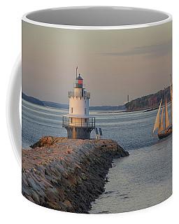 Sprint Point Ledge Sails Coffee Mug