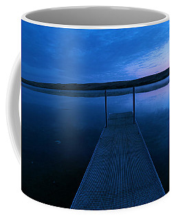 Springbrook Lake At Dawn Coffee Mug