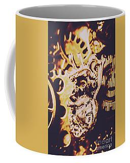 Sprockets And Clockwork Hearts Coffee Mug