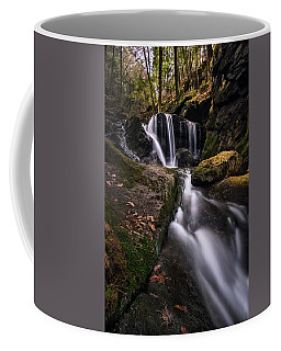 Sprucebrook Falls In Beacon Falls, Ct Coffee Mug