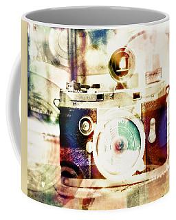 Spy Camera Coffee Mug
