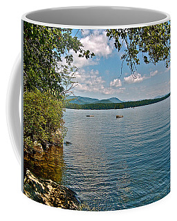 Squam Lake In New Hampshire   Coffee Mug