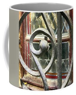 Square Circled Coffee Mug