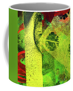 Square Collage No. 8 Coffee Mug