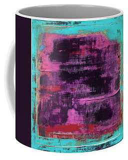 Coffee Mug featuring the painting Art Print Square1 by Harry Gruenert