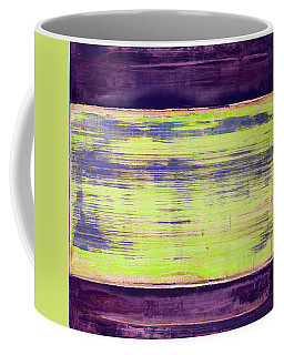 Coffee Mug featuring the painting Art Print Square5 by Harry Gruenert