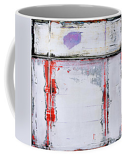 Coffee Mug featuring the painting Art Print Square6 by Harry Gruenert