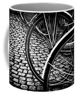 Squares And Circles  Coffee Mug