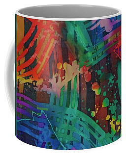 Squares And Other Shapes 2 Coffee Mug
