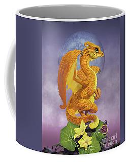 Squash Dragon Coffee Mug by Stanley Morrison