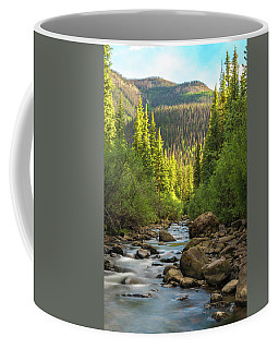 Squaw Creek, Colorado #2 Coffee Mug
