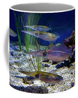 Squid Coffee Mug