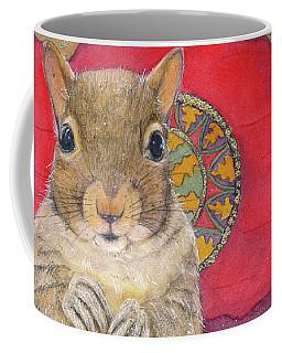 Squirrel Secret Coffee Mug